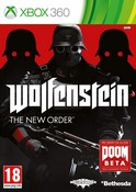 Wolfenstein: The New Order - Including Doom 4 Beta Access* (Xbox 360)
