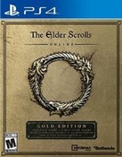 Elder Scrolls Online: Gold Edition (PS4)