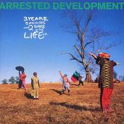 Arrested Development - 3 Years  5 Months 2 Days (Music CD)