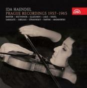 Ida Haendel: Prague Recordings  1957-1965 (Music CD)