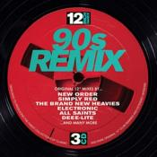 Various Artists - 12 Inch Dance: 90s Remix Box set