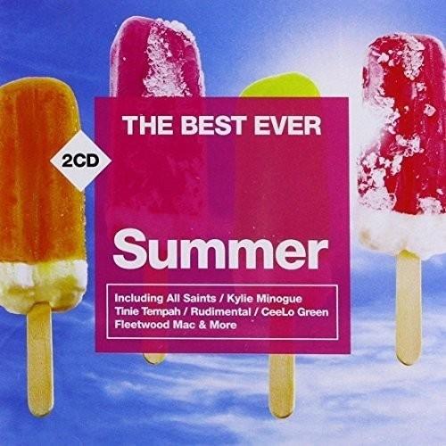 Various Artists - The Best Ever Summer (CD)