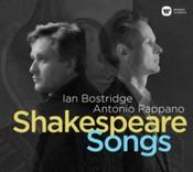 Shakespeare Songs (Music CD)