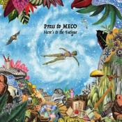 Press To MECO - Here's to the Fatigue (Music CD)