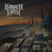 Barren Earth - A Complex of Cages (Music CD)
