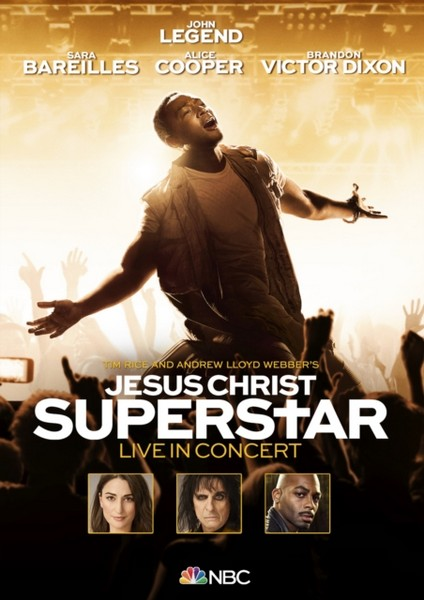 Jesus Christ Superstar Live In Concert (Original Soundtrack of the NBC Television Event) [DVD] [2018]