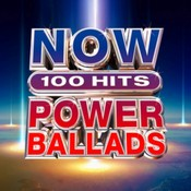 Various Artists - NOW 100 Hits Power Ballads