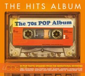 Various - The Hits Album - The 70s Pop Album (Box Set)