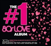Various Artists - The #1 Album: 80S Love (Box Set) (Music CD)