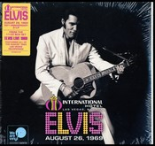 Elvis Presley - Live At The International Hotel  Las Vegas  Nv August 26  1969 (Vinyl)