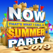 Various Artists - NOW That's What I Call Summer Party 2019 (Music CD)