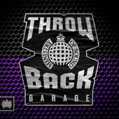 Throwback Garage - Ministry of Sound (Music CD)