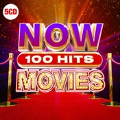 Various Artists - NOW 100 Hits Movies (Box Set) (Music CD)
