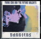The Future Violents Frank Iero - Barriers explicit_lyrics (Music CD)