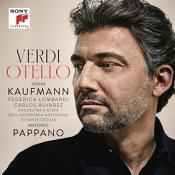 Jonas Kaufmann - Verdi: Otello (Music CD)