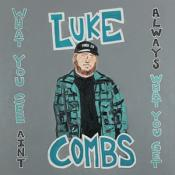 Luke Combs - What You See Ain't Always What You Get (Deluxe Edition Music CD)