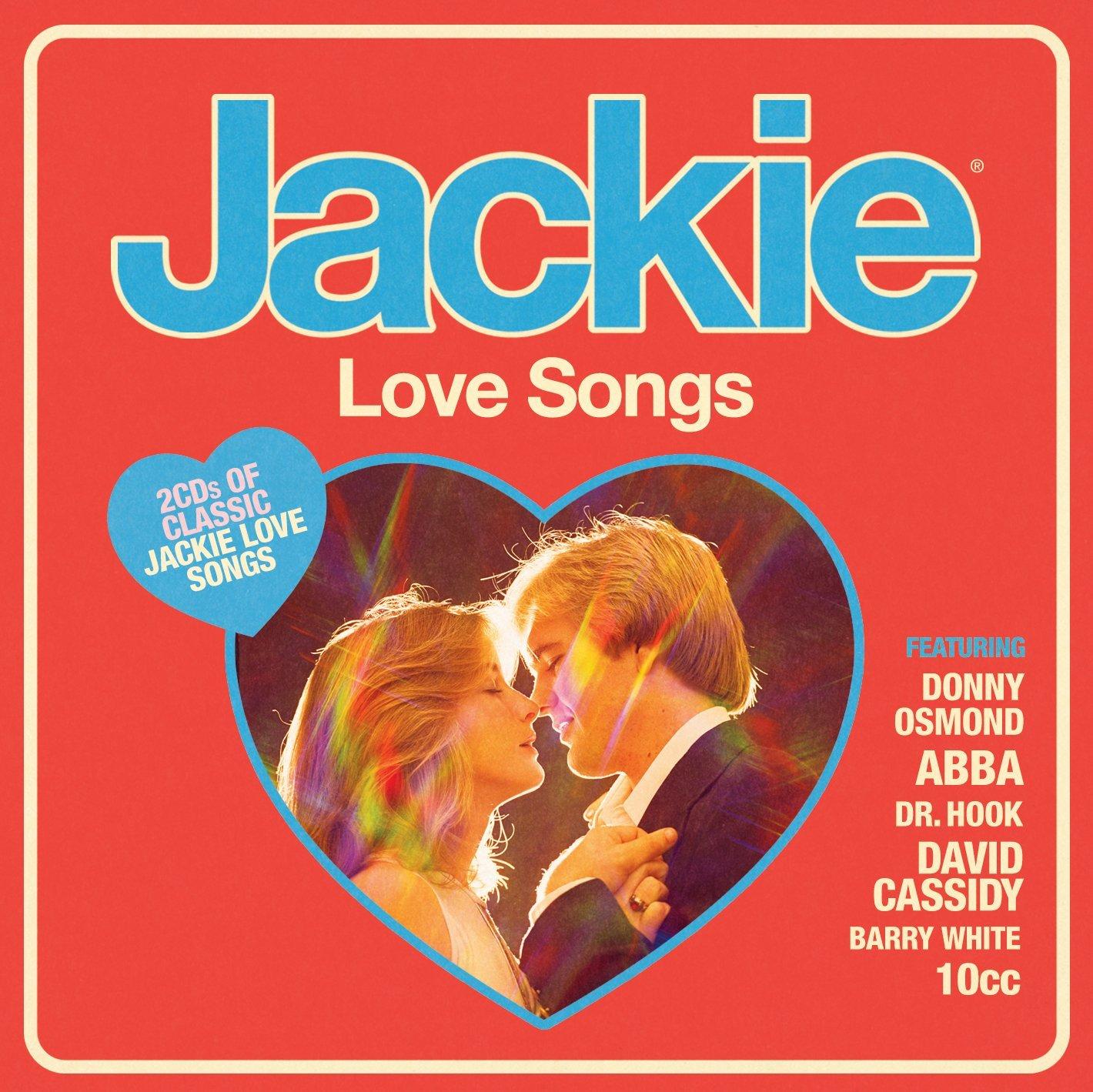 Various Artists - Jackie: Love Songs (2 CD) (Music CD)
