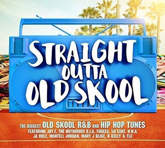 Straight Outta Old School (CD)