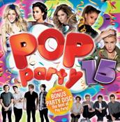 Various Artists - Pop Party  Vol. 15 (Music CD)
