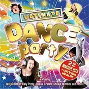 Various Artists - Ultimate Dance Party 2016 (Music CD)