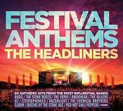 Various Artists - Festival Anthems ¿ The Headliners (Music CD)