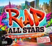Various Artists - Rap All Stars (Music CD)