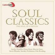 Various Artists - Capital Gold Soul Classics (Music CD)