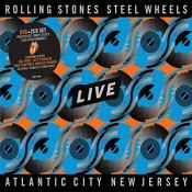The Rolling Stones - Steel Wheels Live - Atlantic City  New Jersey (DVD + 2CD)