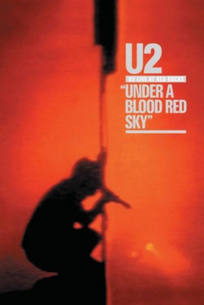 U2 - Live At Red Rocks - Under A Blood Red Sky (DVD)