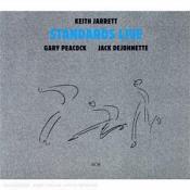 Keith Jarrett & Gary Peacock & Jack Dejohnette - Standards Live (Music CD)