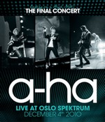 A-Ha - Ending On A High Note- The Final Concert (DVD)