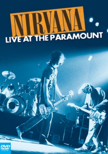 Nirvana - Live At The Paramount [Video] (Live Recording/+Dvd) (DVD)