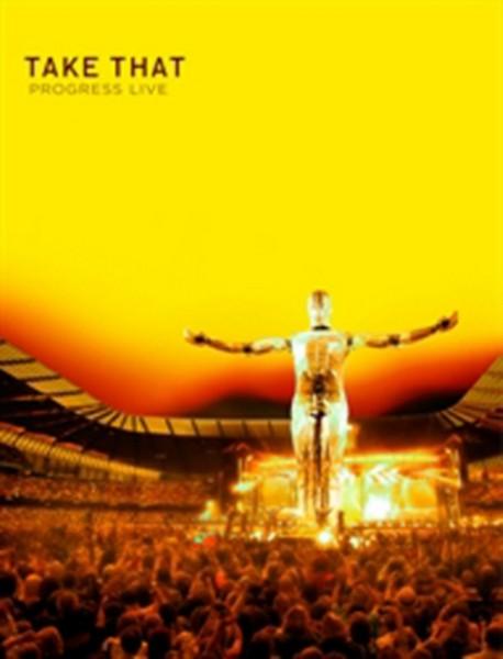 Take That - Progress Live [Blu-ray]
