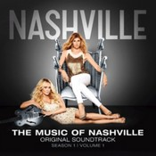 Original Soundtrack - Music of Nashville: Nashville Cast (Season 1  Vol. 1) (Music CD)