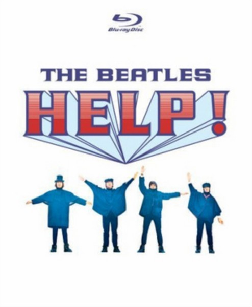Beatles - Help! [Blu-ray] [2013] (Blu-ray)