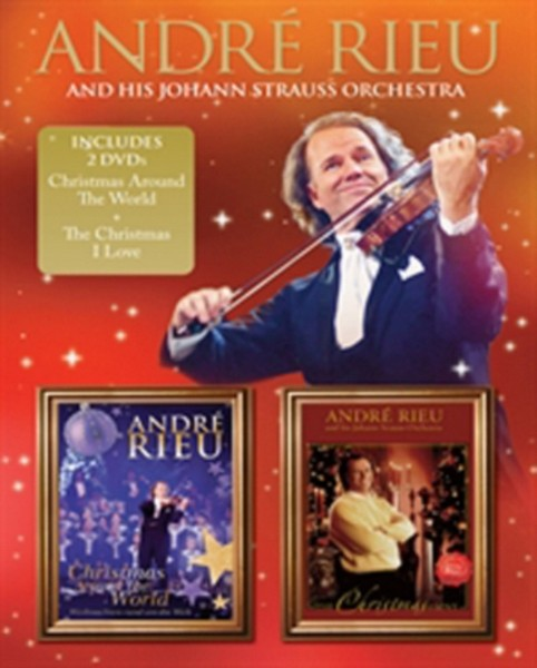 Andre Rieu: Christmas Around The World/The Christmas I Love (DVD)