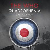 The Who - Quadrophenia (Live In London/Live Recording) (Music CD)