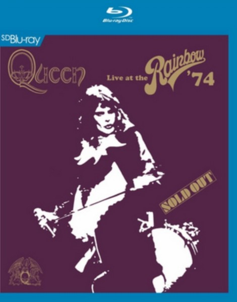 Queen: Live At The Rainbow '74 [Blu-ray] [2014] (Blu-ray)