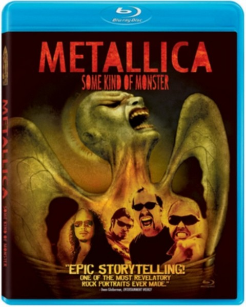 Metallica: Some Kind Of Monster [Blu-ray] [2014] (Blu-ray)
