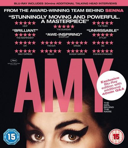 Amy [Blu-ray] (Blu-ray)