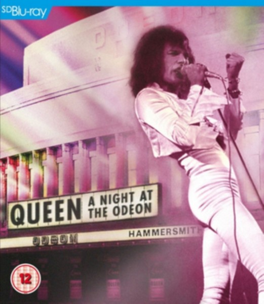 Queen: A Night At The Odeon [Blu-ray] (Blu-ray)