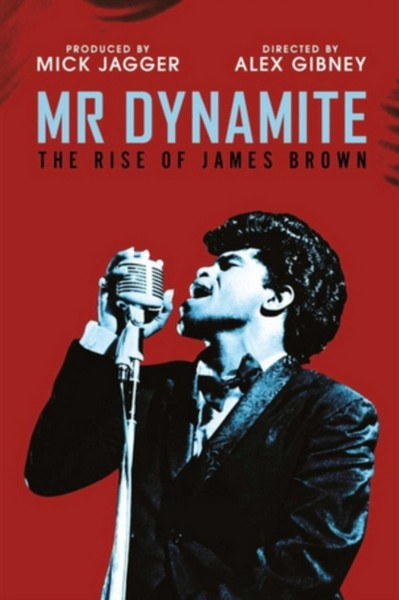 Mr Dynamite: The Rise Of James Brown [Blu-ray] [2015] (Blu-ray)