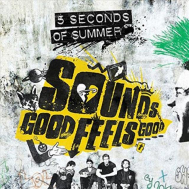 5 Seconds of Summer - Sounds Good Feels Good [VINYL]