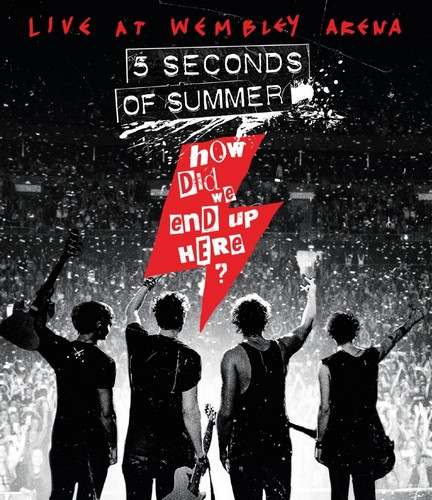 5 Seconds Of Summer - How Did We End Up Here?/Live At Wembley [2015] (Blu-ray)
