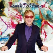 Elton John - Wonderful Crazy Night (Music CD)