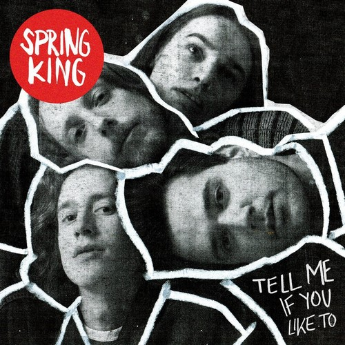 Spring King - Tell Me if You Like To (Music CD)