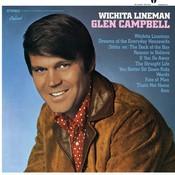 Glen Campbell Wichita Lineman (Vinyl)