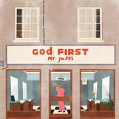 Mr. Jukes - God First (Music CD)