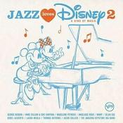 Various Artists - Jazz Loves Disney 2 - A Kind Of Magic (Music CD)