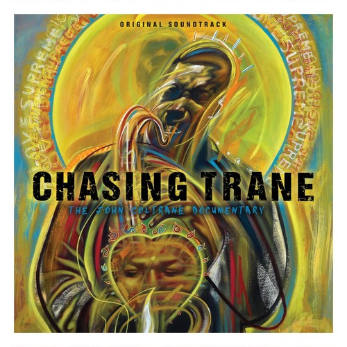 COLTRANE JOHN - CHASING TRANE: THE JOHN COLTRA (1 DVD)